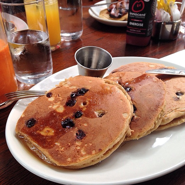 Smiths Blueberry Pancakes