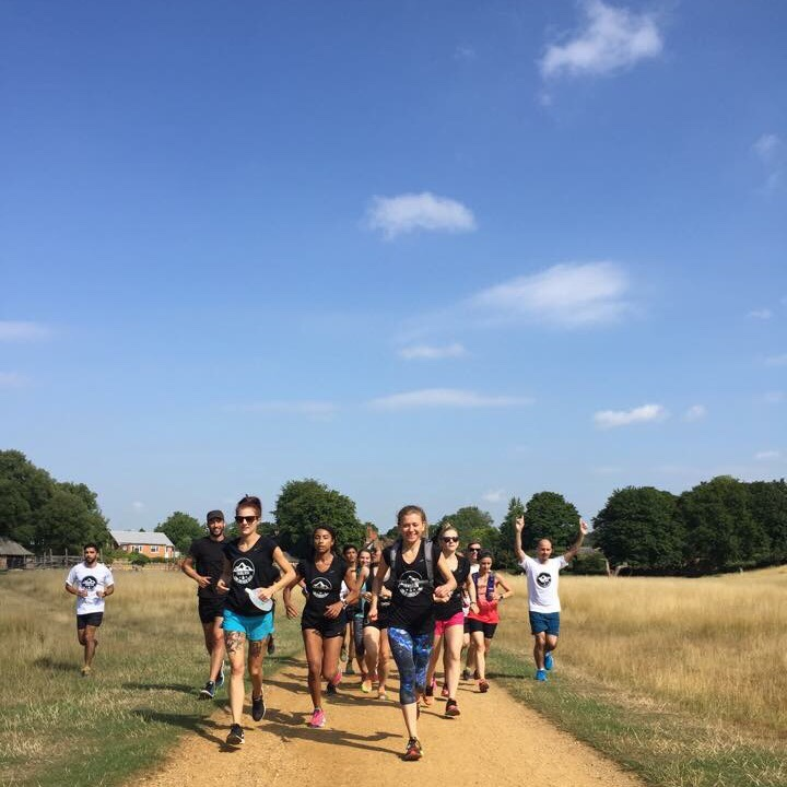Richmond Park Trail Run - 1