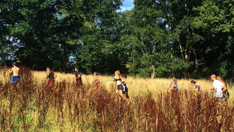 Hampstead Heath Trail Run