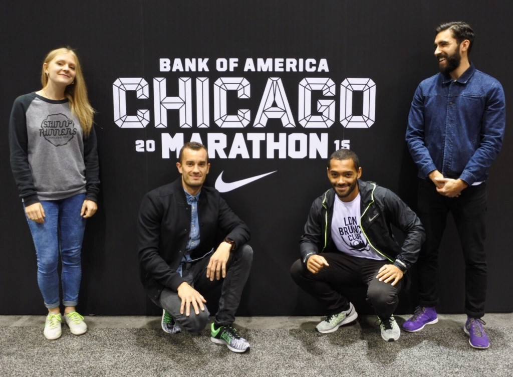 Chicago Marathon - Expo