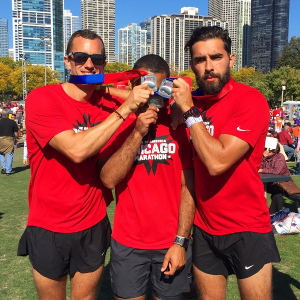 Chicago Marathon - Finishers 3