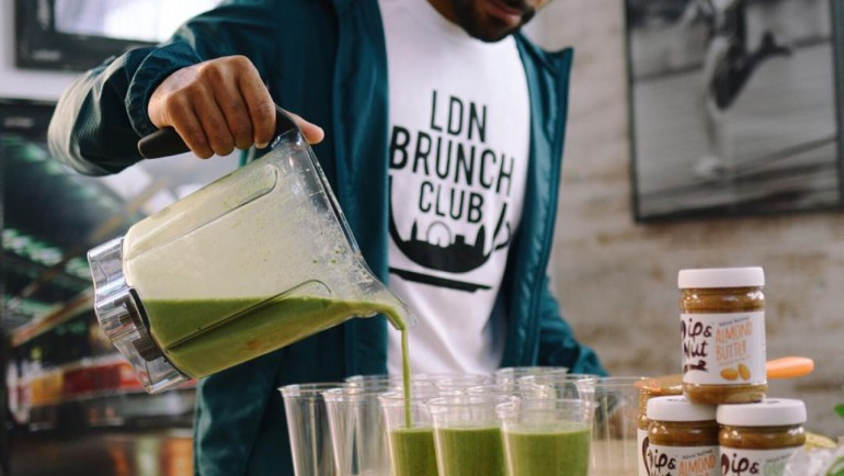 LDN Brunch Club x The Food Runners
