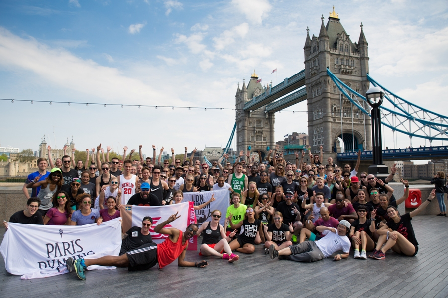Bridge the Gap London – Shake Out Run